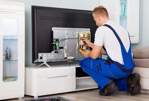 تعمیرات تخصصی تلویزیون ال جی